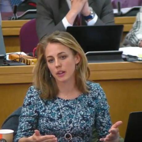 Councillor Emily Durrant Portrait