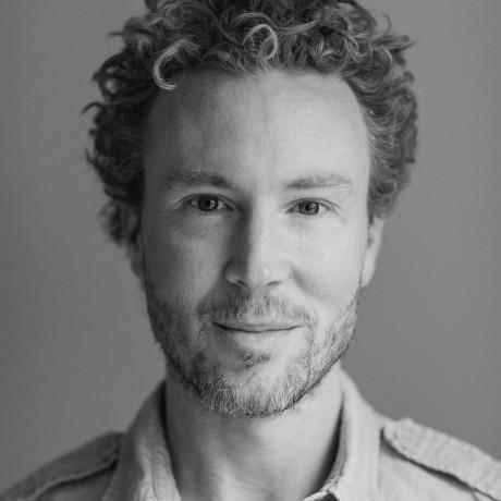 Ben Rawlence Portrait