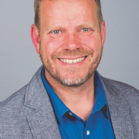 Chris Blake Portrait
